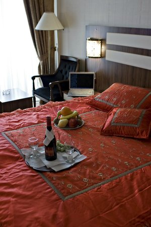 Aspen Hotel : SINGLE ROOM