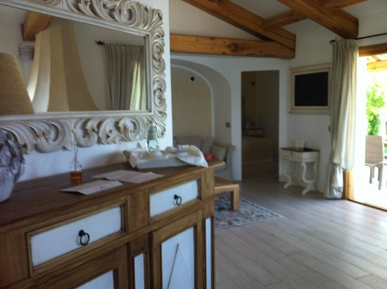 Relais Villa del Golfo & Spa: Luxury Suite