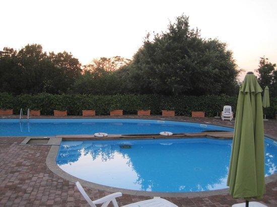 Il Marrugio: la piscina