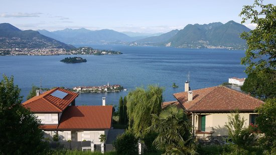 Guest House Campino: The view from Campino