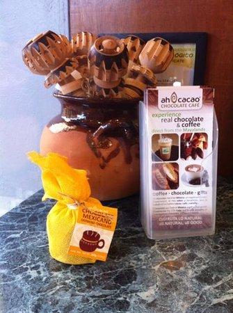 Ah Cacao Chocolate Cafe: México, el corazón de ah cacao