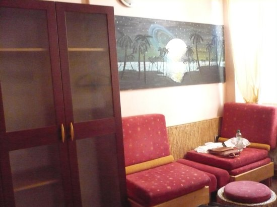 Residence Casa Italia: Inside