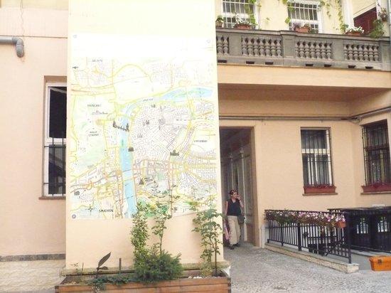 Residence Casa Italia: From the back