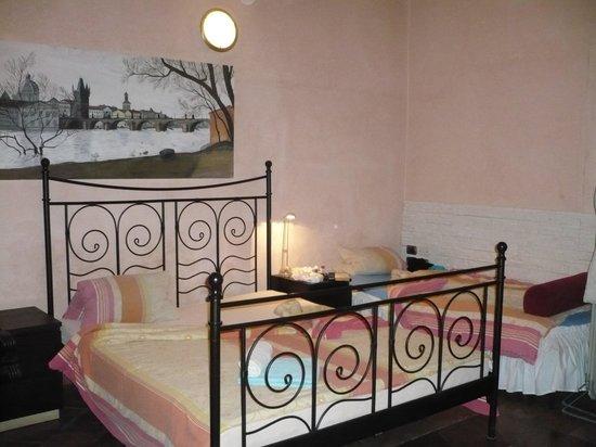 Residence Casa Italia: Double room