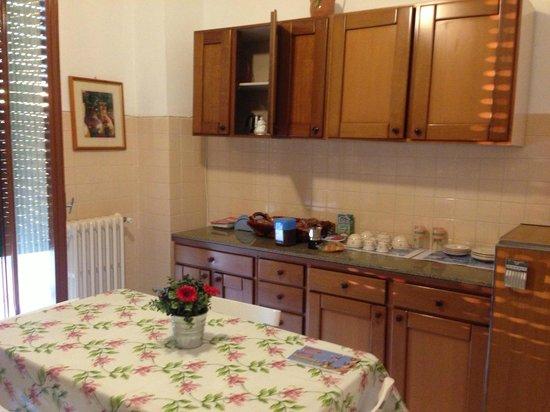 Alberobello BB: Cucina