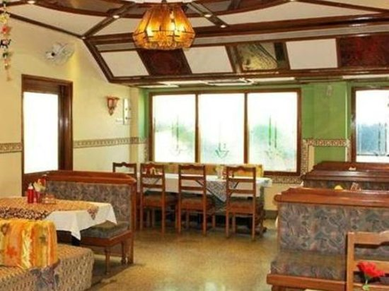 Hotel Bani Park Palace: restaurant