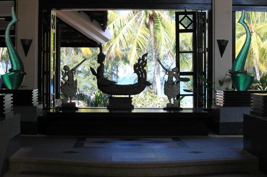 Dusit Thani Laguna Phuket: Réception