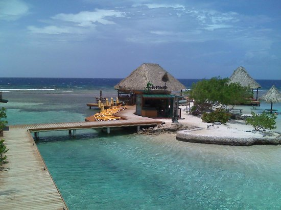 Clarion Suites Roatan at Pineapple Villas: LITTLE FRENCH KEY