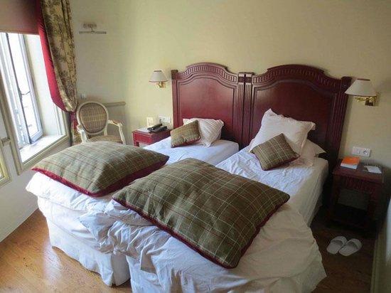 Hotel de Paris: La chambre 405 dans l'annexe