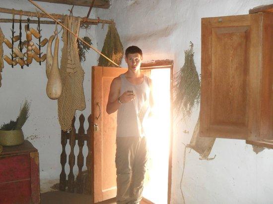 El Rancho De Las Golondrinas Very Small Door Frames People Were A Lot Shorter