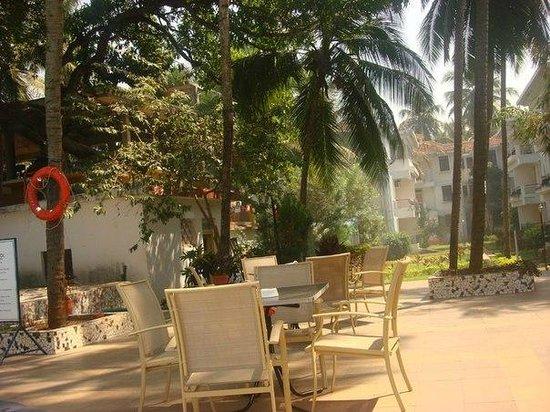 Dona Alcina Resort & Zo Rooms: территория отеля