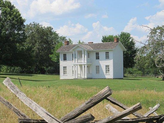 Missouri Town 1855