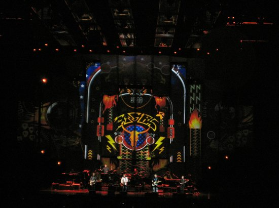 PPG Paints Arena: Eagles concert with sound levels that don't ruin your hearing.