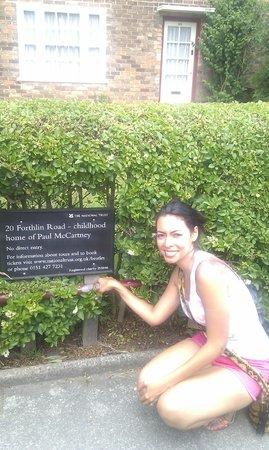 20 Forthlin Road - La casa de McCartney: 20 Forthlin Road
