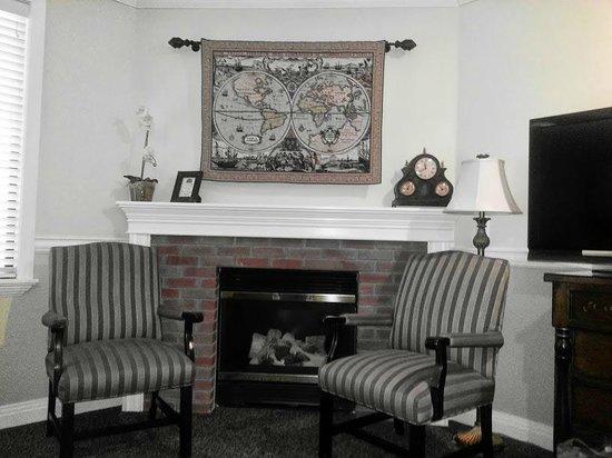 San Luis Creek Lodge : Sitting area