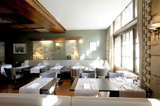 Hotel de france: salle restaurant