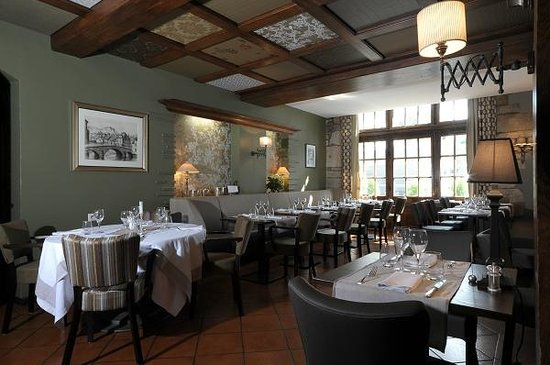 Hotel de france: Nouvelle salle du restaurant