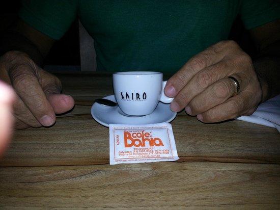 Shiro: café