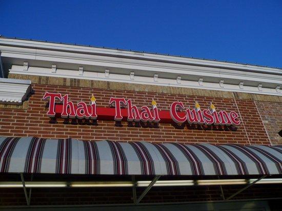 Thai Thai Cuisine: Thai Thai