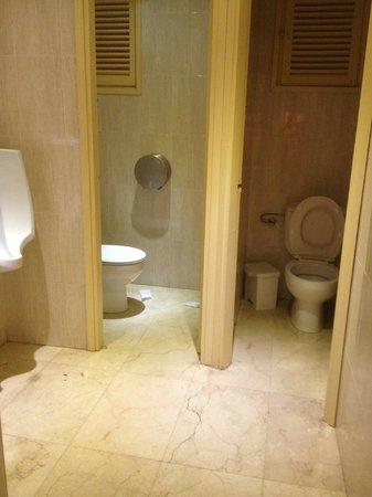 Guitart Central Park Resort & Spa : les toilettes