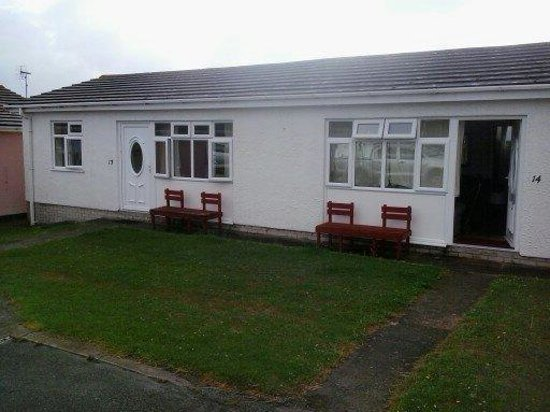 Trearddur Holiday Bungalows : Bunglaow?