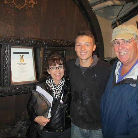 Hugel et Fils : French and American Vintners Share Ideas