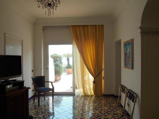 Casa Morgano: Room