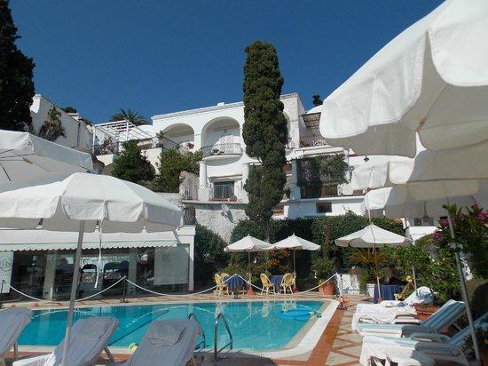 Casa Morgano: Pool