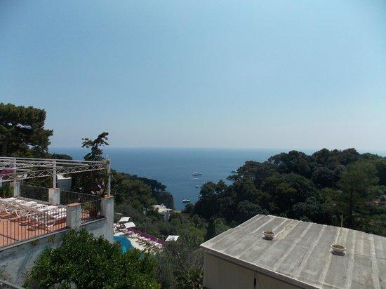 Casa Morgano: view from pool