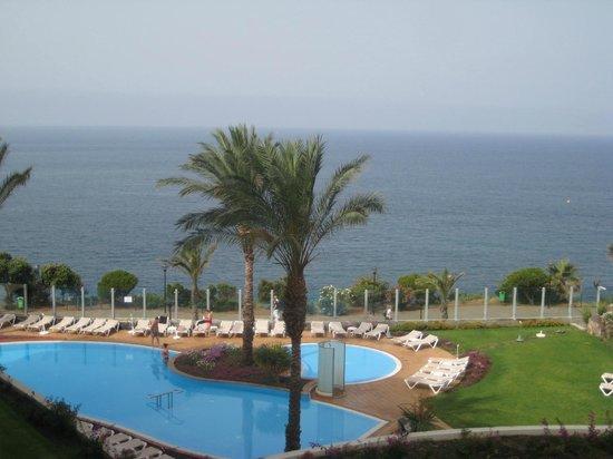 Pestana Grand Premium Ocean Resort: View from our room