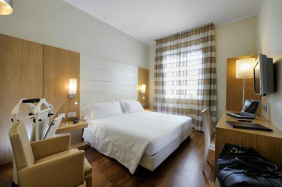 Canada Hotel: camera matrimoniale/doppia/dus