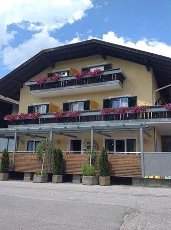 Hotel Tanzer: la facciata