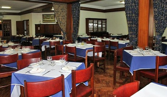 Hotel Santa Cecilia: Restaurant