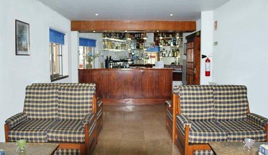 Hotel Santa Cecilia: Bar