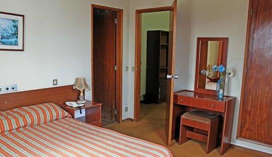 Hotel Santa Cecilia: Room