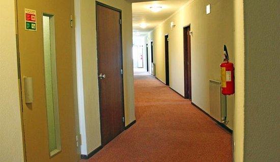 Hotel Santa Cecilia: Floor