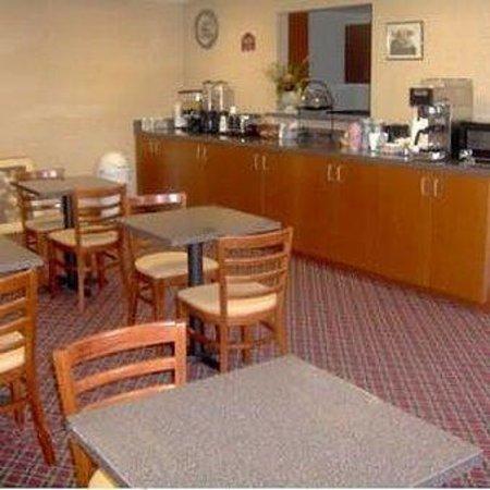 Jefferson Inn: Breakfast