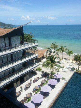 Beyond Resort Krabi: Vue depuis le lobby