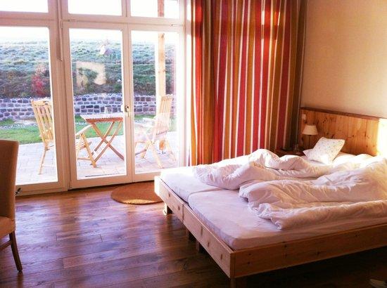 Hotel Gutshaus Stellshagen: Zirbenholzzimmer