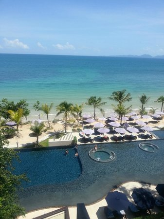 Beyond Resort Krabi : Plage