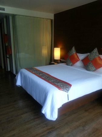 Beyond Resort Krabi : Chambre