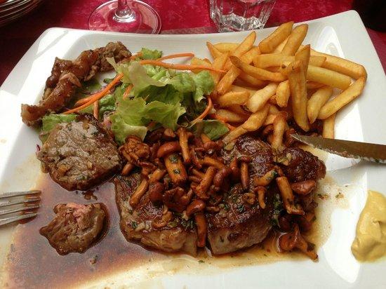 Restaurant Entre Nous: Miam ...