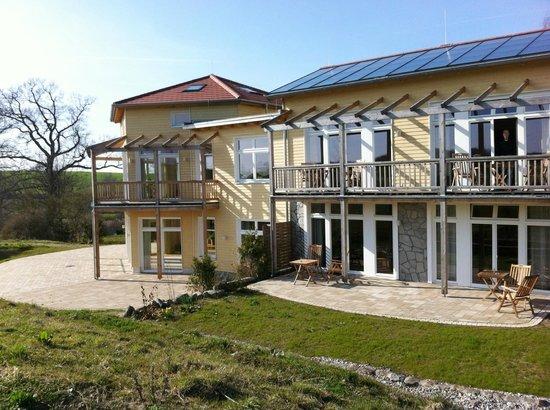 Hotel Gutshaus Stellshagen: Parin Zirbenholzhaus