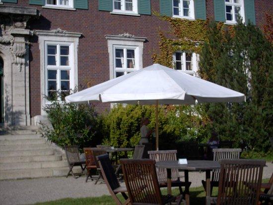Hotel Gutshaus Stellshagen: Gartenbereich