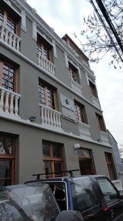 Hotel Loreto : Fachada