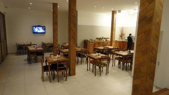 Hotel Loreto : restaurante