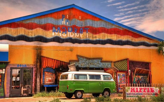 Hippie Market & Cafe