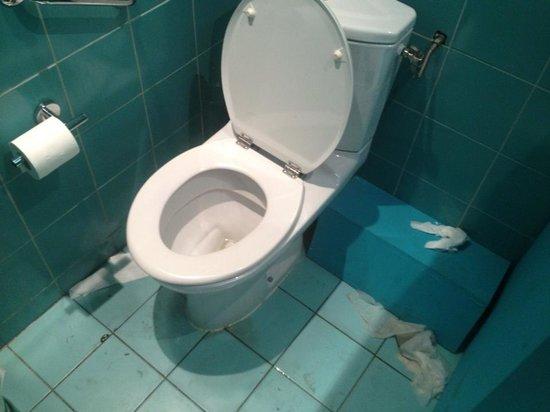3.14 Hotel: wc