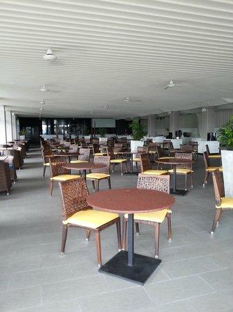 Beyond Resort Krabi : Salle petit dej