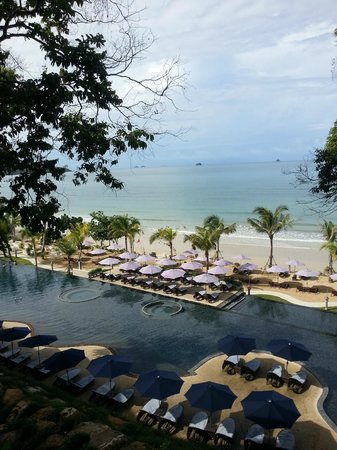 Beyond Resort Krabi : Vue chambre 1415